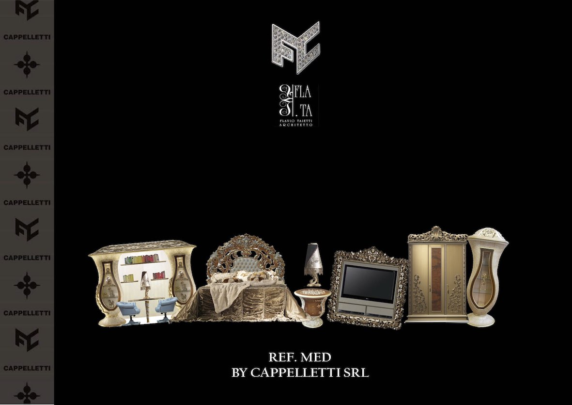 Copertina del book di progetto
