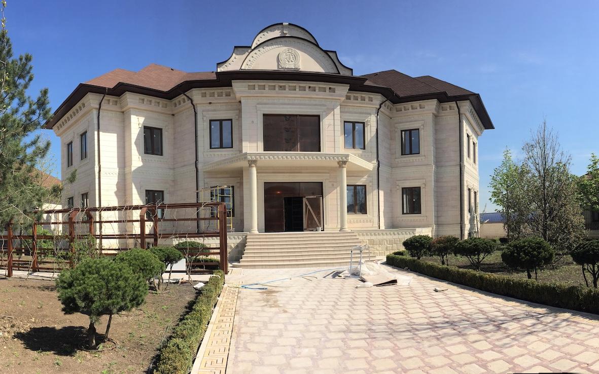 Villa cecena quasi ultimata