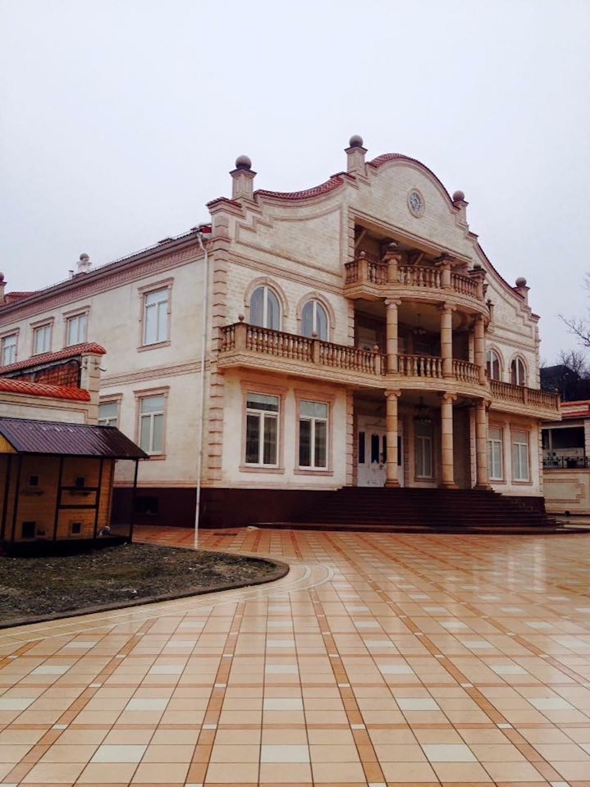 Villa cecena ultimata