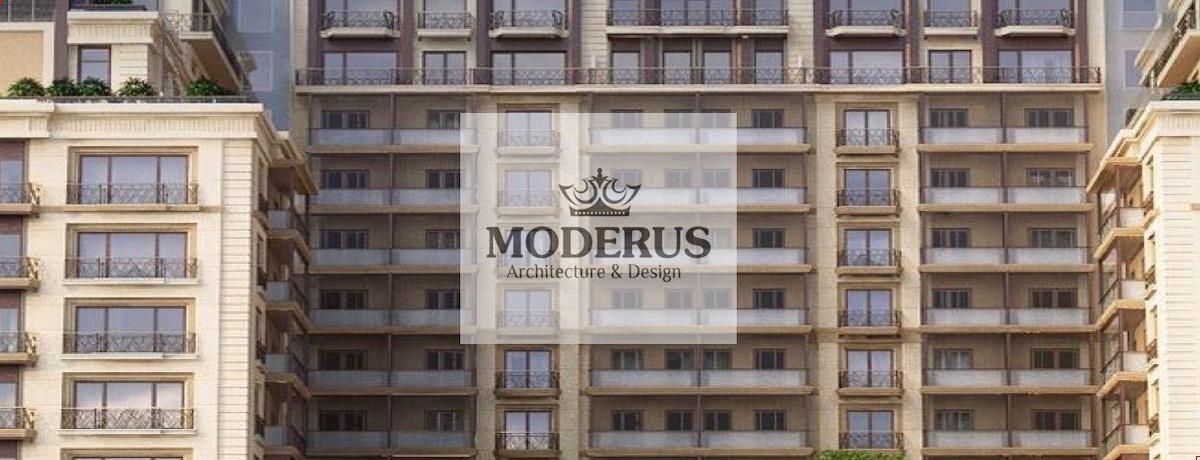 copertina progetto moderus