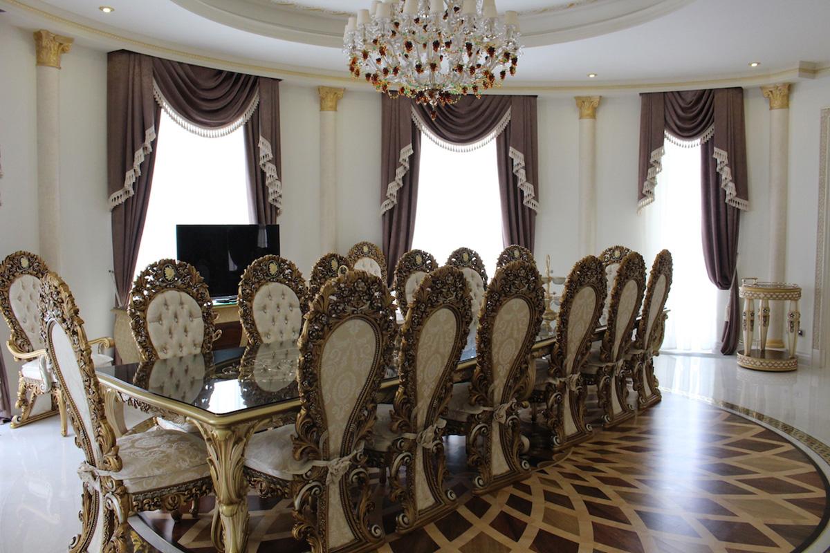 La sala da pranzo (Cappelletti)