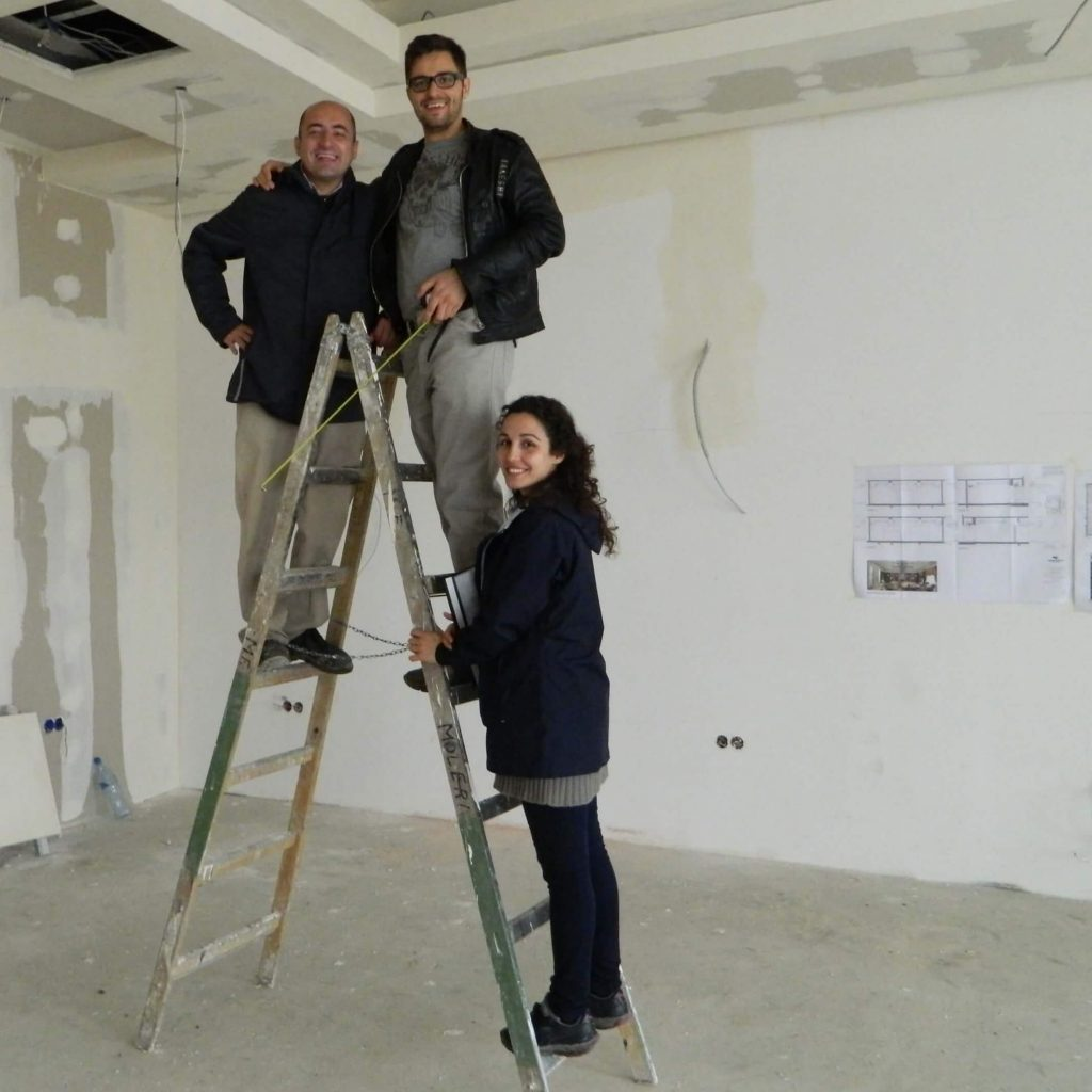 Architetto Flavio Taietti e colleghi